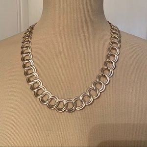 """Jewelry - ⭐️ NECKLACE SILVER STERLING 925 LINKS ITALY 23"""""""